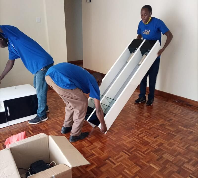 Office Moving Services in nairobi Kenya